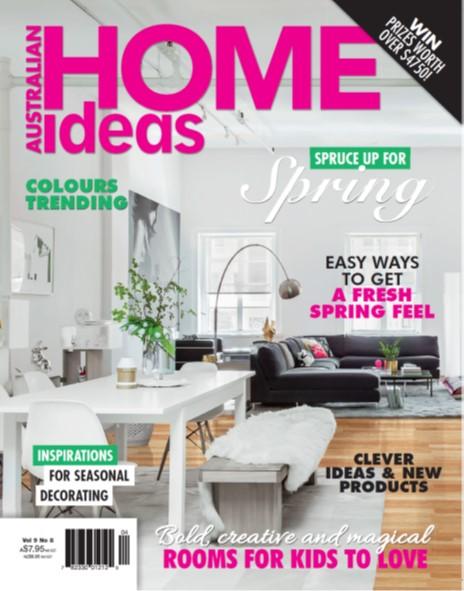 Australian Home Ideas_Cover