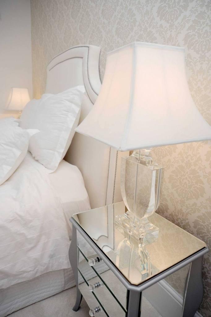 Paddington Terrace - Master bedroom