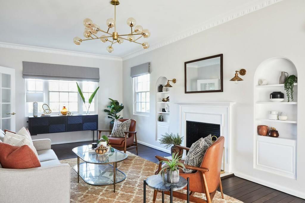 Beecroft formal lounge